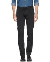 Macchia J Casual Trouser - Gray