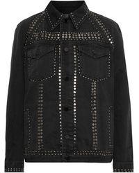 FRAME Denim Outerwear - Black