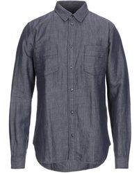 Marc By Marc Jacobs Camicia jeans - Blu