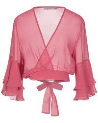Marella Wrap Cardigans - Pink