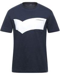 Gas Camiseta - Azul