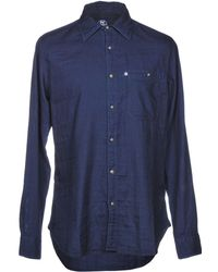 North Sails - Denim Shirt - Lyst
