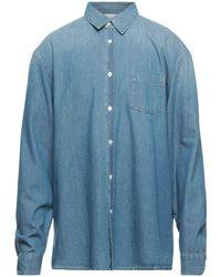 American Vintage Camisa vaquera - Azul