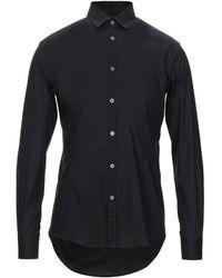 Daniele Alessandrini Homme Shirt - Black