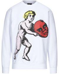 Obey Sweatshirt - Weiß