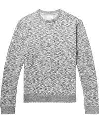 John Elliott Sweat-shirt - Gris