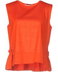Stella Jean Shirt - Orange
