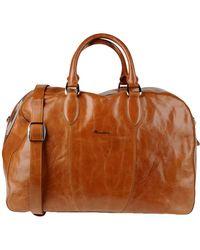 Santoni Suitcase - Brown