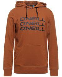 O'neill Sportswear Sweatshirt - Brown