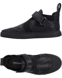 Paco Rabanne High-tops & Trainers - Black