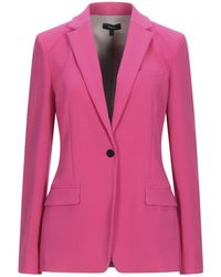 Theory Suit Jacket - Pink