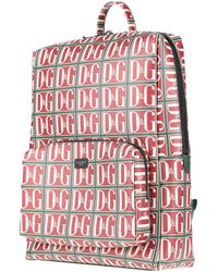 Dolce & Gabbana Rucksack - Red