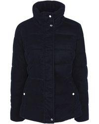 Lauren by Ralph Lauren Synthetic Down Jacket - Blue