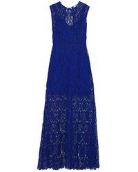 Diane von Furstenberg Long Dress - Blue