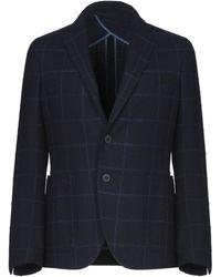 Angelo Nardelli Suit Jacket - Blue