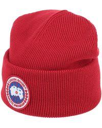 Canada Goose Mützen & Hüte - Rot