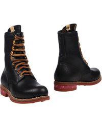 Visvim - Ankle Boots - Lyst