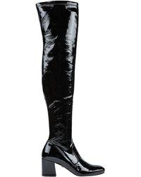 Le Silla Bottes - Noir