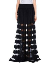 Michael Kors Long Skirt - Black