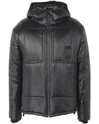 Letasca Synthetic Down Jacket - Black