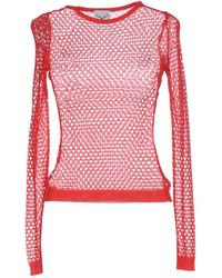 Leitmotiv Sweater - Red