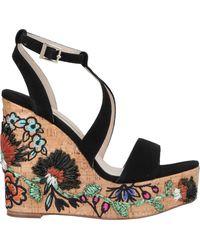 Paloma Barceló Sandals - Black