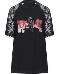 Odi Et Amo T-shirt - Black