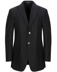 Pal Zileri Cerimonia Suit Jacket - Black