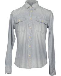 Jean Shop - Denim Shirts - Lyst