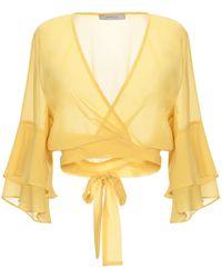 Marella Shrug - Yellow