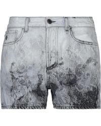Marcelo Burlon Denim Shorts - Grey
