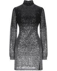 Raquel Diniz Short Dress - Black