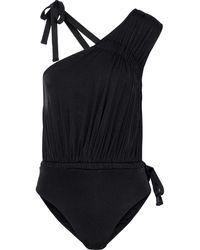 10 Crosby Derek Lam One-piece Swimsuit - Black
