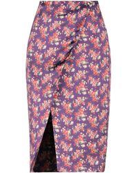 Roseanna - 3/4 Length Skirt - Lyst