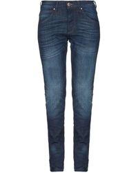 Wrangler Denim Pants - Blue