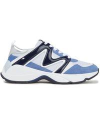 Maje Low Sneakers & Tennisschuhe - Blau
