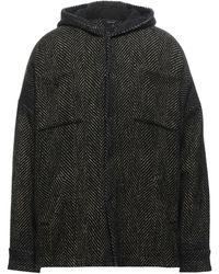 Avant Toi Coat - Black