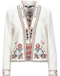Bazar Deluxe Suit Jacket - White