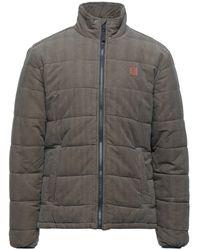 Brixton Down Jacket - Grey