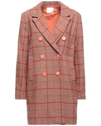 Anonyme Designers Coat - Red