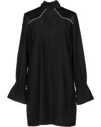 8pm Robe courte - Noir