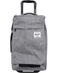 Herschel Supply Co. Wheeled luggage - Grey