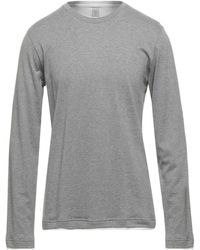 Eleventy T-shirt - Gray