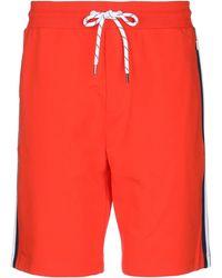 Bikkembergs Shorts & Bermudashorts - Orange