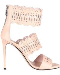 Pinko Sandals - Pink