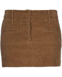 Saucony Mini Skirt - Brown