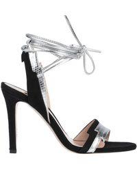Pinko Sandals - Black