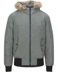 Refrigue Down Jacket - Grey