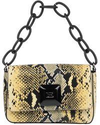 Ermanno Scervino Handbag - Yellow