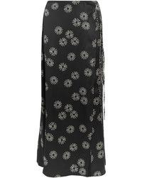 Kéji Long Skirt - Black
